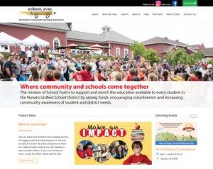 Web Design Marin