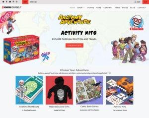 Marin Shopify Web Designer